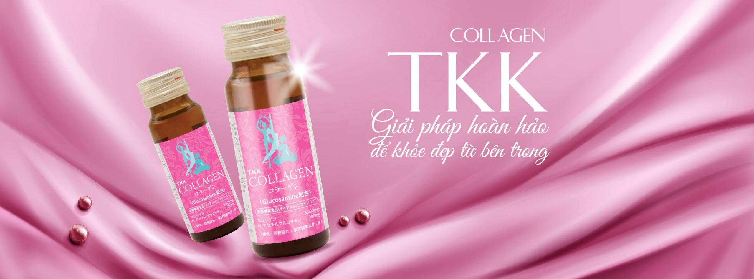 Collagen Nhật tốt nhất